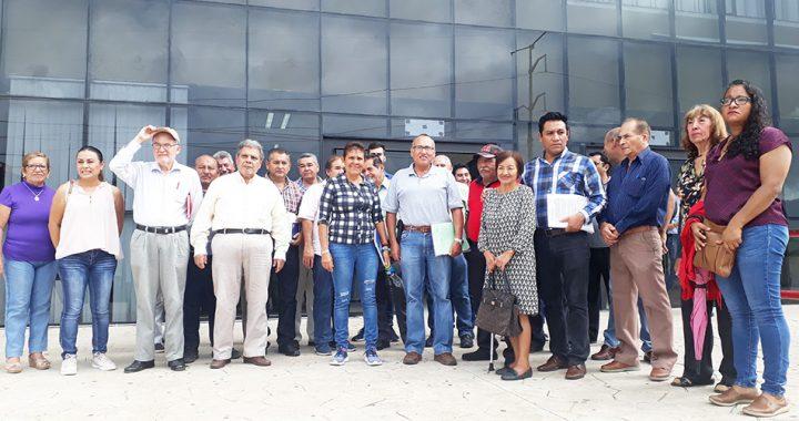 Transportistas denuncian ante la Fiscalía por corrupción al coordinador de delegados de transporte
