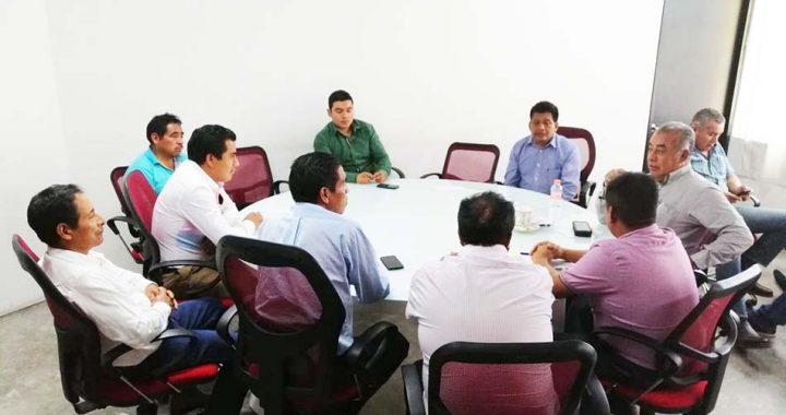 Exhorta el CDE del PRI a los liderazgos municipales a trabajar en unidad