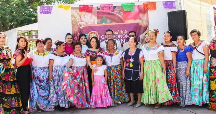 El Festival de la Gastronomía Chiapaneca cierra el año en Chiapa de Corzo