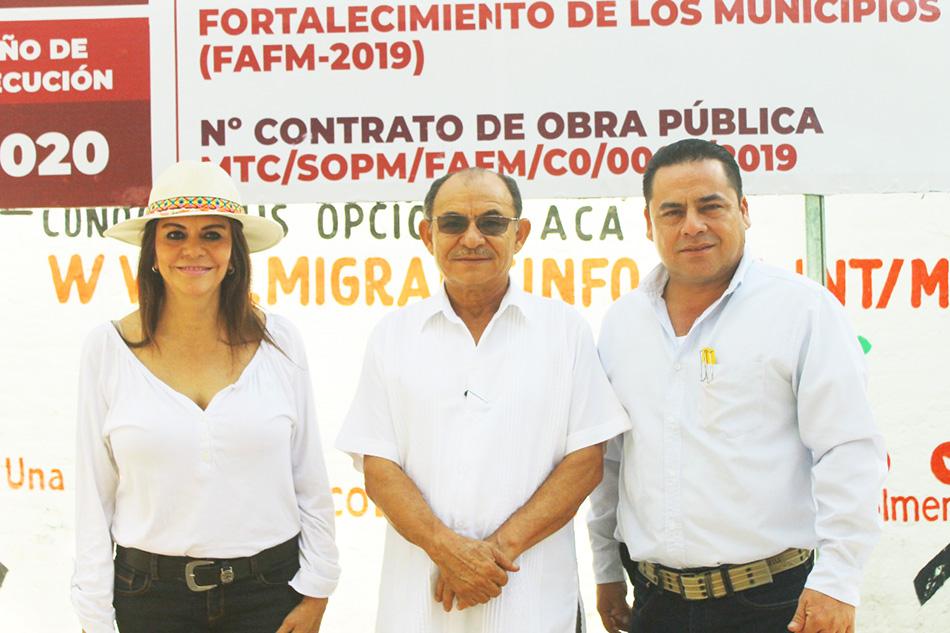 El Alcalde Gurría Penagos dio inicio a la rehabilitación de alumbrado en colonias Laureles I y II