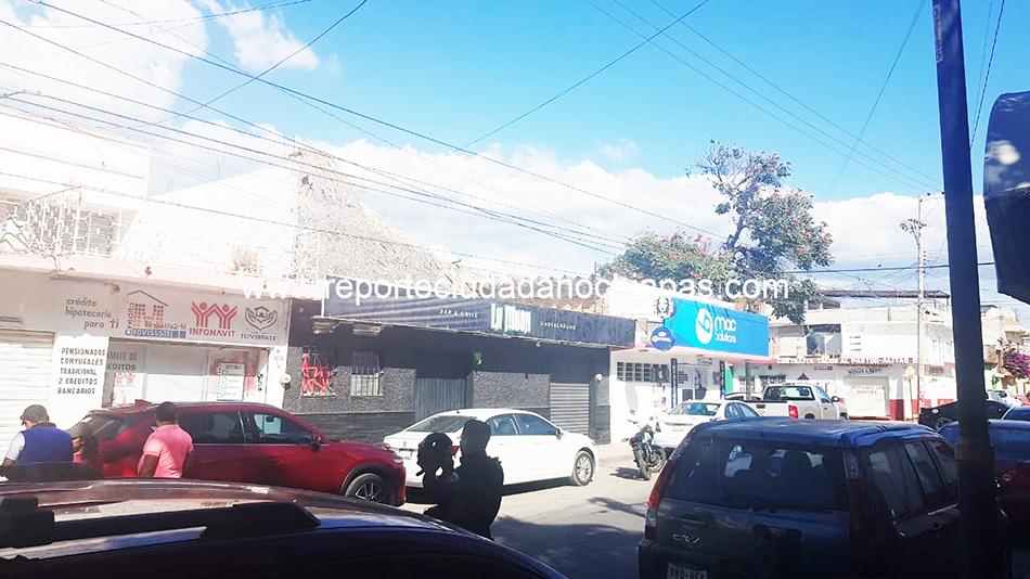 Asaltan oficinas de asesores de crédito de vivienda en Tuxtla
