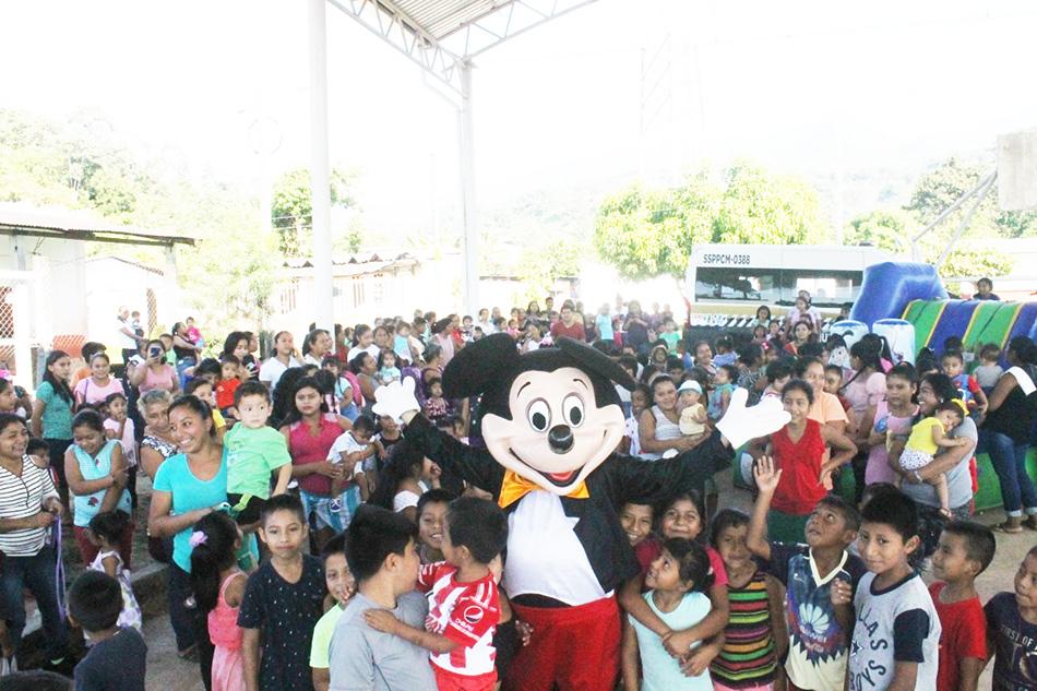 Celebración del Día de Reyes llega a colonias y comunidades rurales de Tapachula