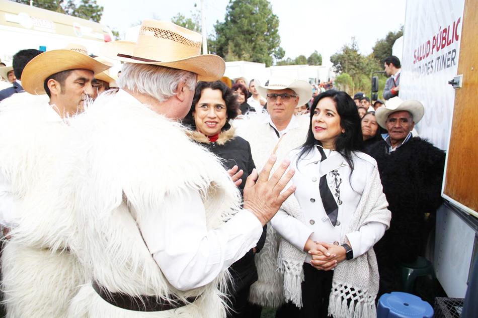 Con INSABI se garantizan los servicios de salud para los chiapanecos Bonilla Hidalgo