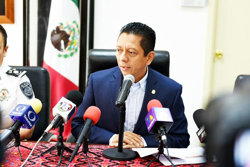Continuará Fiscalía estrategia de recuperación de predios invadidos en 2020 Jorge Llaven