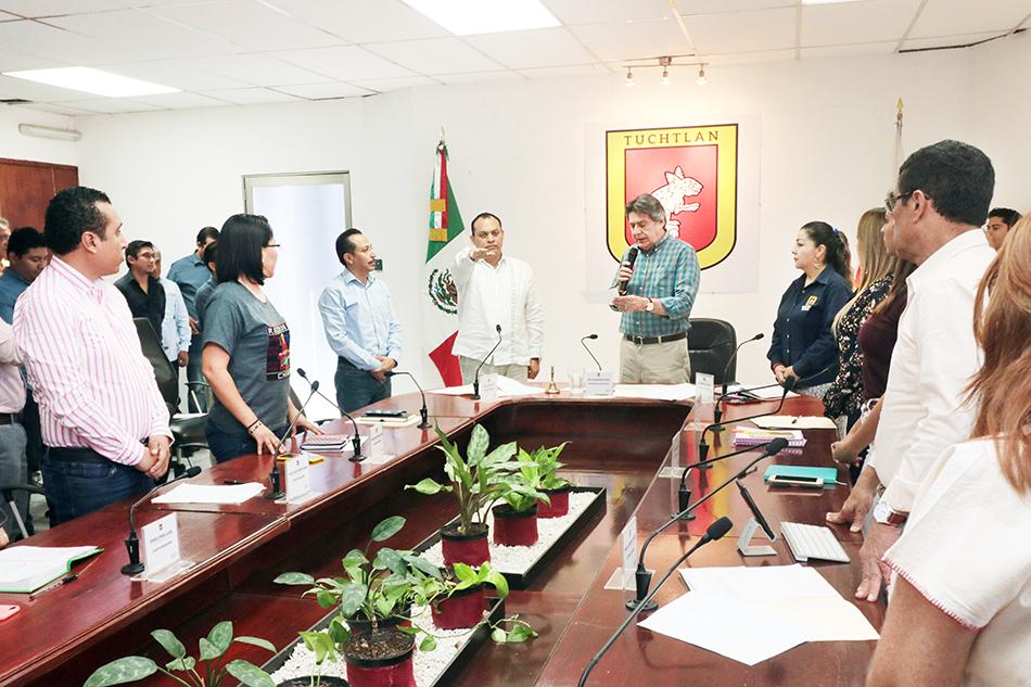 Designan a Miguel Ángel Zárate Izquierdo como Secretario General del Ayuntamiento de Tuxtla Gutiérrez