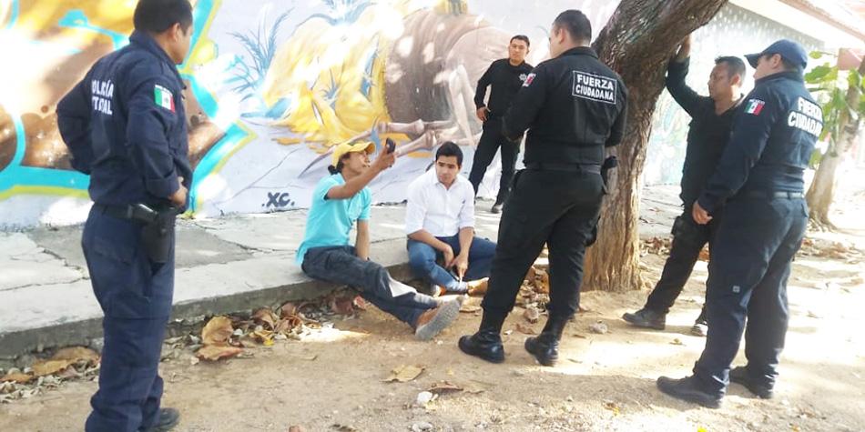 Despliega SSyPC operativo en Colonia Bienestar Social