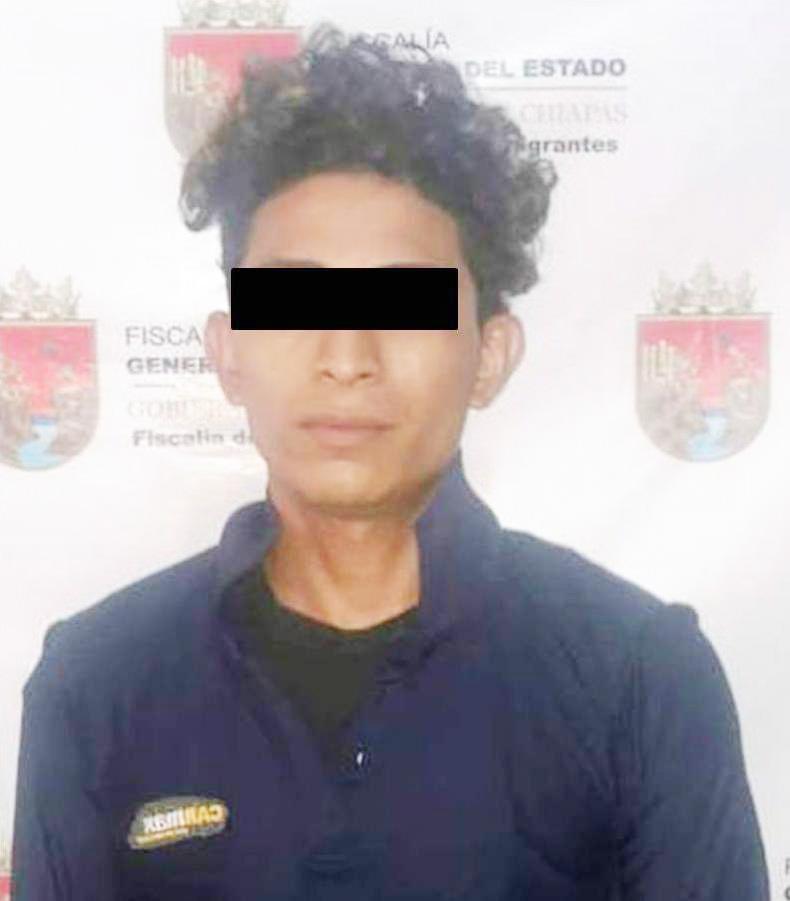 Detiene Fiscalía a cuatro integrantes de la banda MS-13 en Chiapas