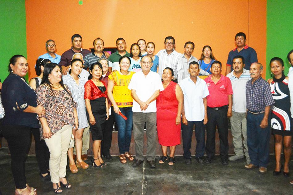 Dr. Óscar Gurría Penagos celebra 96 años de la dotaciónde tierras en Carrillo Puerto