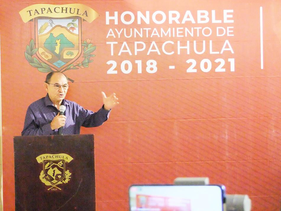 En conferencia de lunes el Alcalde Gurría Penagos da a conocer la ampliación en horario nocturno de la recolección de basura