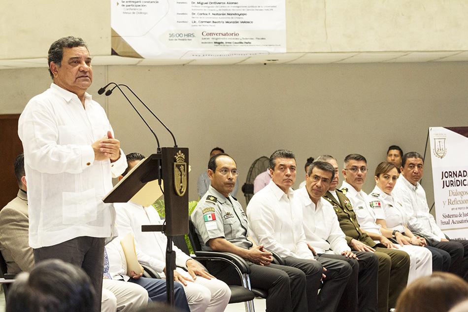 Exitosa Jornada Jurídica en el Poder Judicial de Chiapas