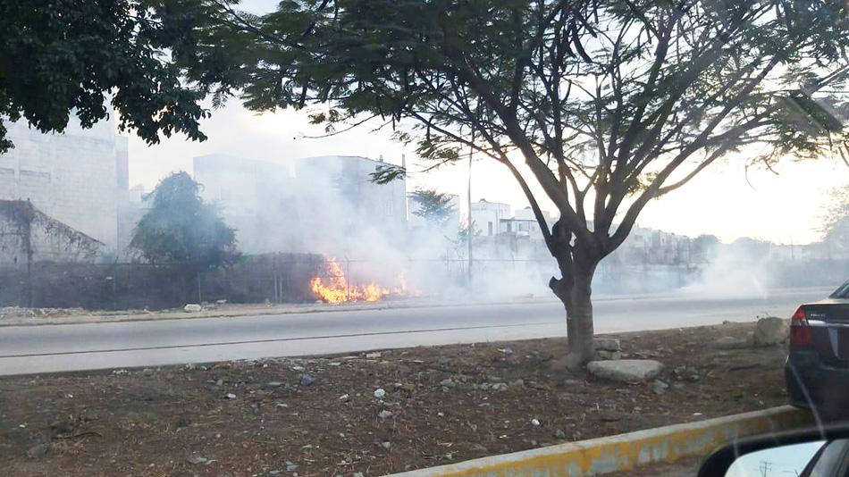 Los incendios en Tuxtla han sido de tipo urbano y pastizales, sin afectaciones forestales, señala Carlos Morales