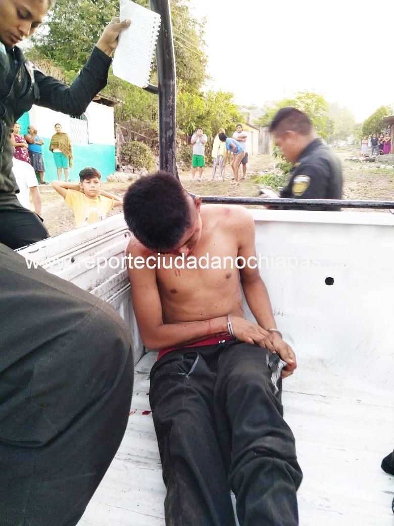 Linchan a presunto asaltante en Las Granjas