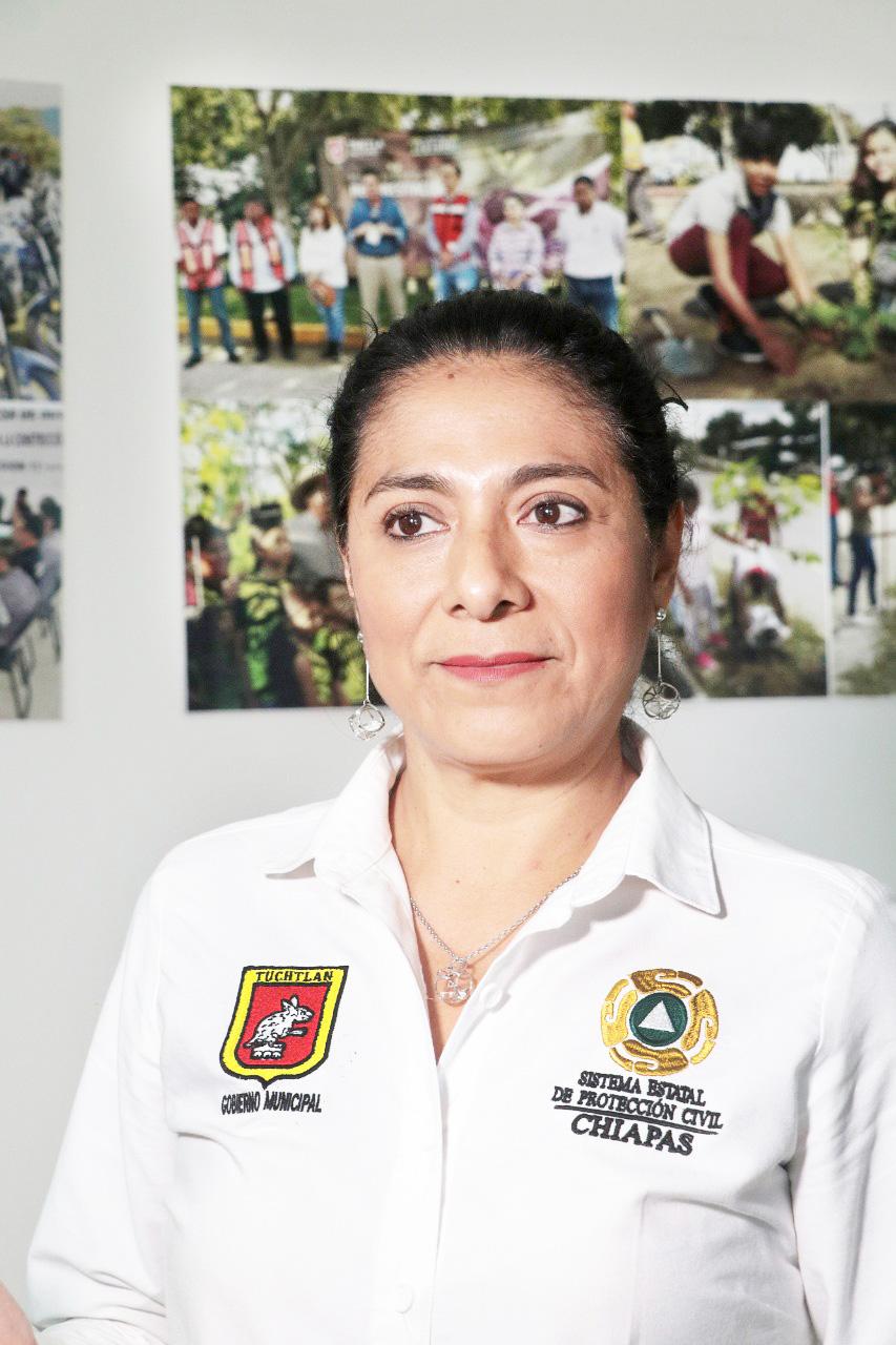 PC Municipal anuncia presentación del Plan Específico ante la temporada de estiaje para Tuxtla Gutiérrez