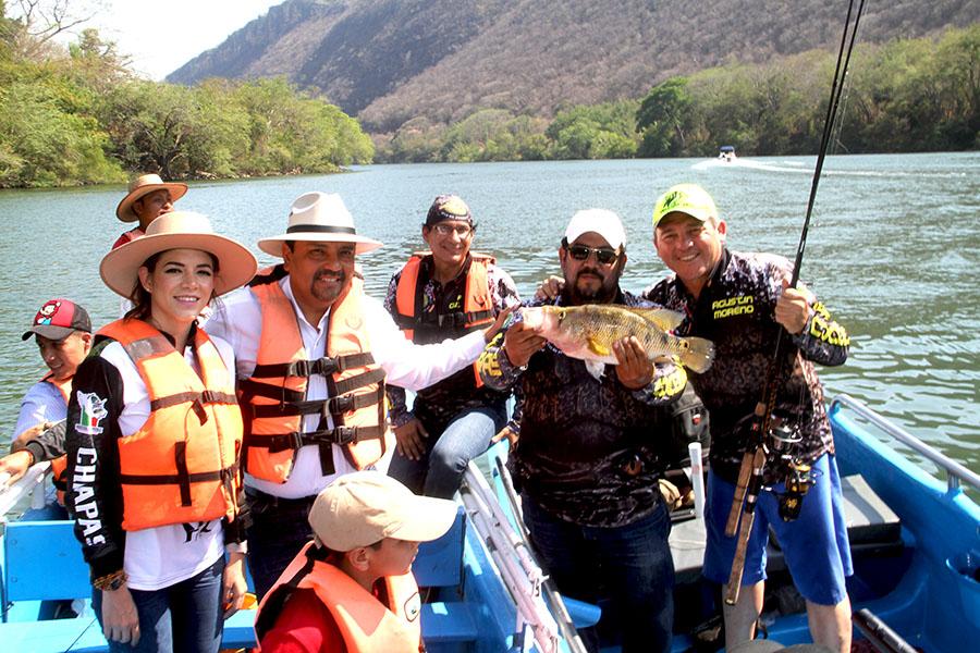 Presentan Calendario 2020 de Torneos de Pesca Deportiva