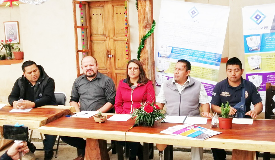Promueven espacios y estacionamientos para discapacitados en San Cristóbal