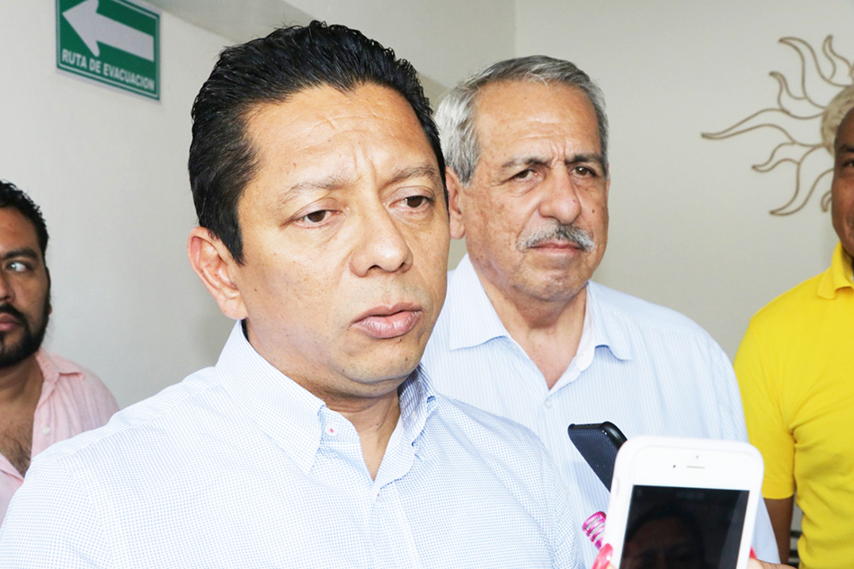 Recupera Fiscalía 452 hectáreas más invadidas en Chiapas: Jorge Llaven