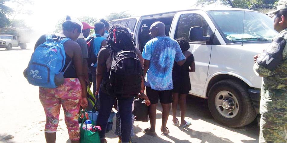 Rescatan a 711 migrantes en distintas comunidades de Chiapas