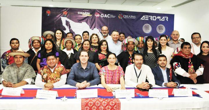 Se consolida en Chiapas mayor conectividad para fortalecer al turismo De La Vega Grajales