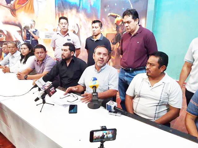 """Sección 40 del SNTE es """"charra"""" Asamblea"""