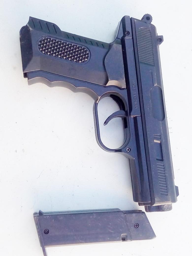 SSyPC rescata a presunto asaltante herido con arma blanca