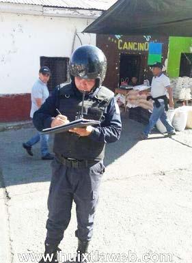 Acusan a policías de extorsionar a ciudadanos en Motozintla