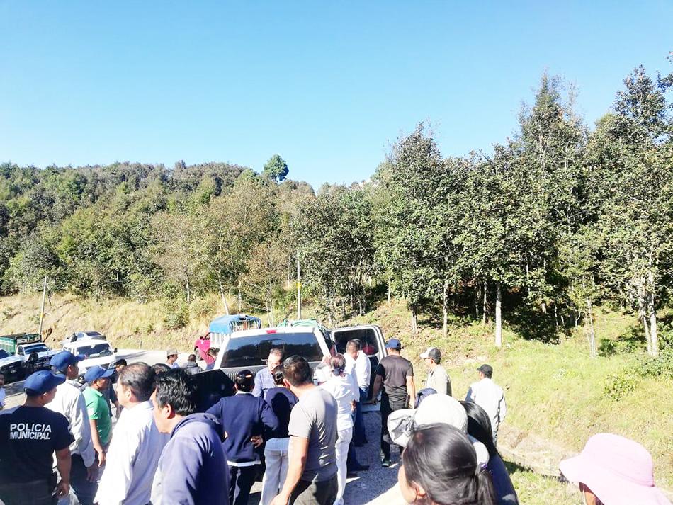Asaltan y disparan al tesorero del Ayuntamiento de Zinacantán
