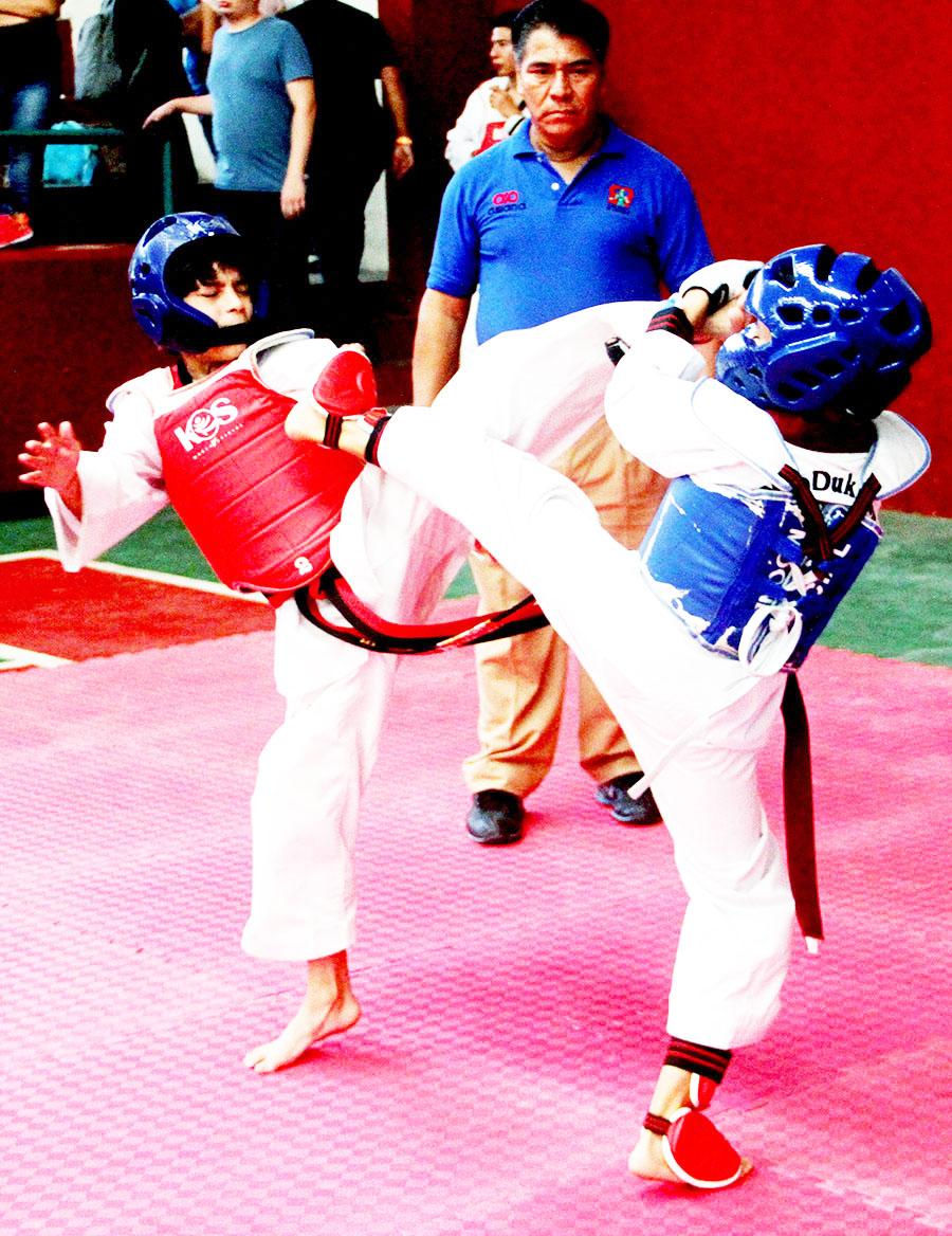 Asociación de Tae Kwon Do tendrá Estatal rumbo a Nacionales Conade 2020