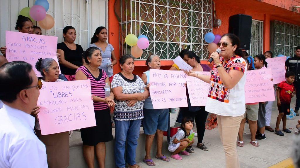 Con obras de la Cuarta Transformación, Tapachula empieza a cambiar su rostro