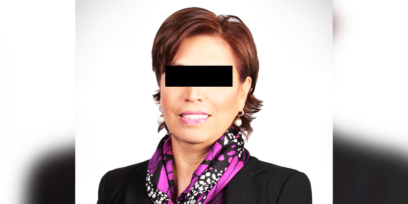 Depa que rentó Rosario Robles estaría ligado a Estafa Maestra FGR