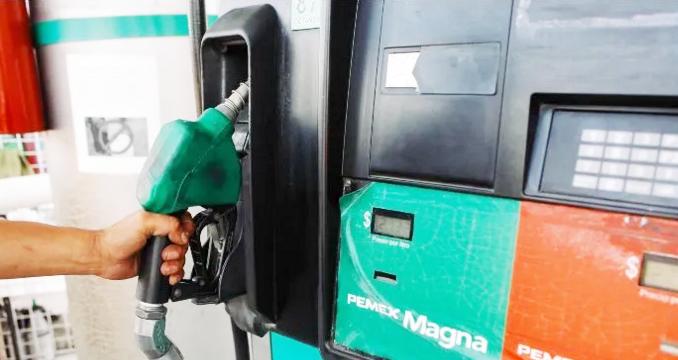 Hacienda regresa estímulo a gasolina Magna
