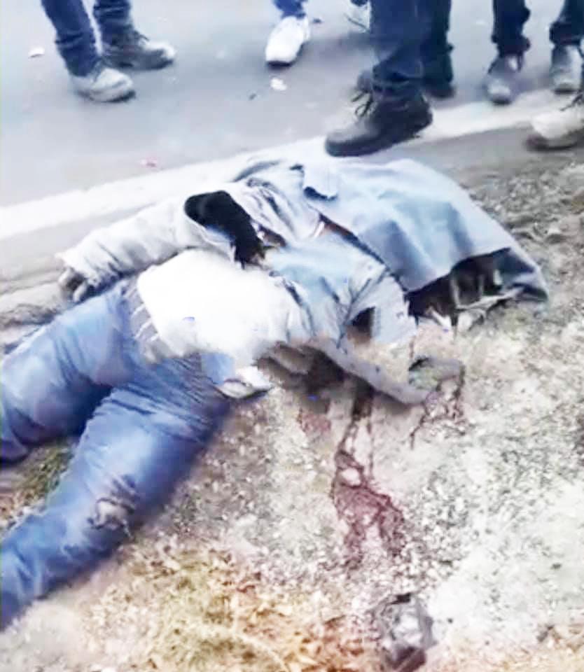 Motociclista pierde la vida tras ser arrollado por vehículo en San Cristóbal