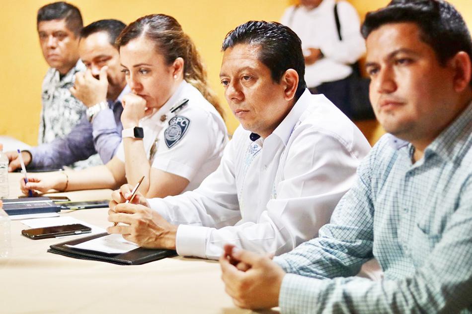 Orden y legalidad en el transporte público contribuirán al progreso de Chiapas Jorge Llaven