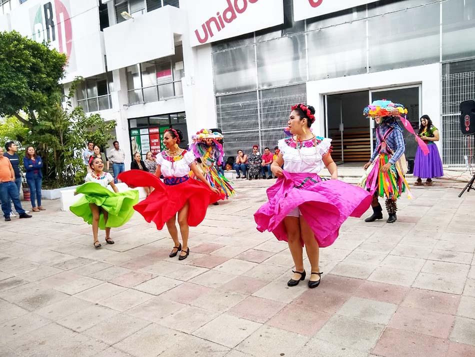 PRI realizó Conversatorio sobre el Carnaval y lengua Zoque