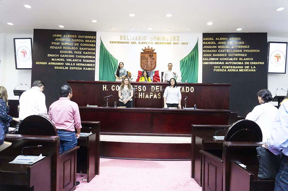 Reforman Código Penal del Estado de Chiapas en materia de incendios forestales