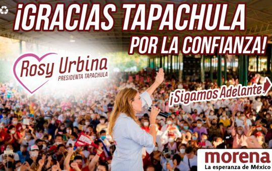 En los 7 municipios fronterizos con Guatemala: MORENA ganó 3; el PRI, PVEM, PT uno y un independiente