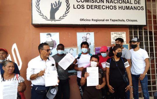 Anuncian huelga de hambre en la Estación Migratoria Siglo XXI de Tapachula, piden liberar a detenidos