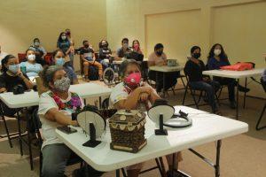 Ayuntamiento de Tapachula clausura Curso Taller Fotografía de Producto