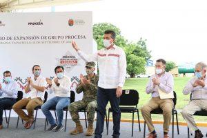 Grupo Procesa demuestra que productos de Chiapas son de calidad mundial Rutilio Escandón