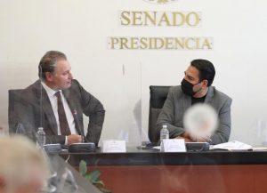 Se reúne ERA con representantes del Consejo Nacional Agropecuario
