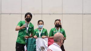 Selección Chiapas de Tenis de Mesa va al Campeonato Panamericano en Ecuador