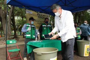 "Arranca cuarta campaña de ""Reciclatronics"" en Tuxtla Gutiérrez"
