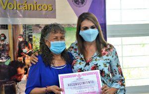 Asiste Rosy Urbina a Primera Reunión Mesoamericana de Ambientes Volcánicos