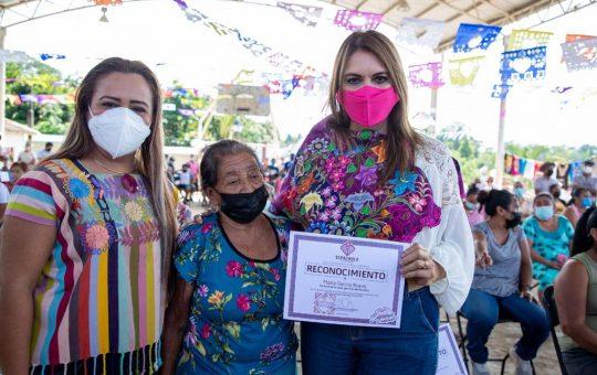 Ayuntamiento de Tapachula conmemora el Día Internacional de la Mujer Rural