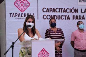 Ayuntamiento de Tapachula inicia capacitación sobre ética y buena conducta para servidores públicos
