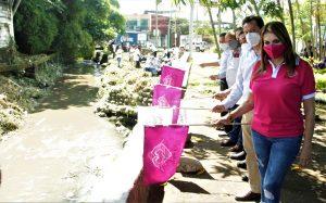 En marcha Plan de Limpieza y Desazolve de Ríos en Tapachula