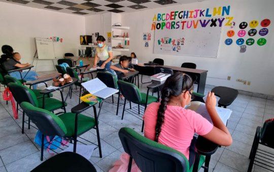 Poder Judicial continúa con éxito el programa Apoyo a tareas escolares