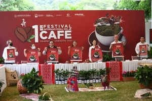 "Presentan Primer Festival Internacional del Café ""Chiapas de Corazón 2021"""